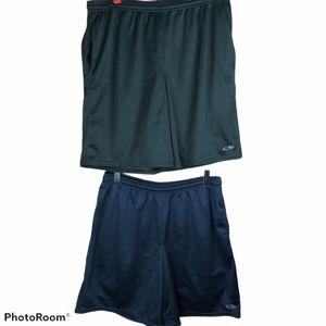 🍄3/45$🍄 Lot of 2 Champion basketball shorts